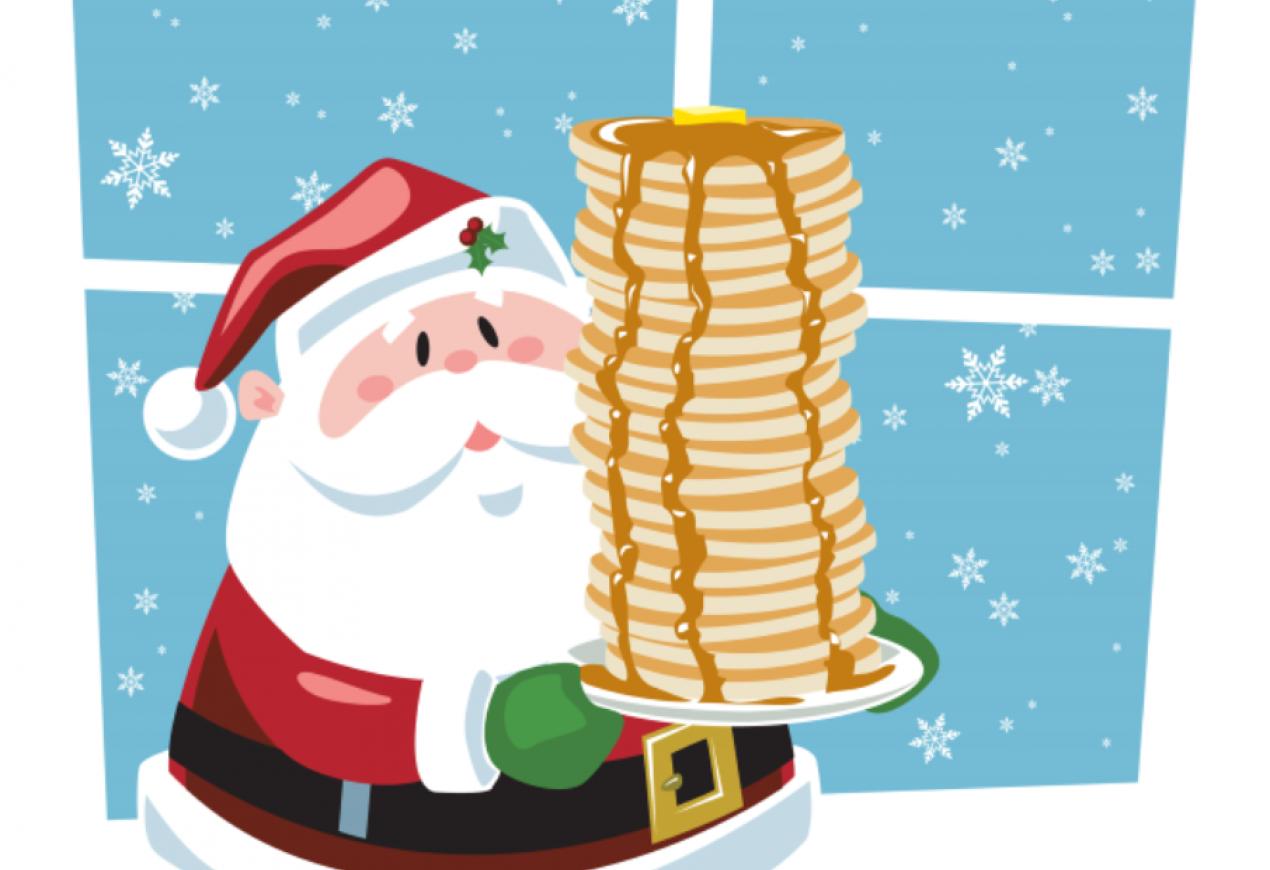 Register Online for Breakfast with Santa