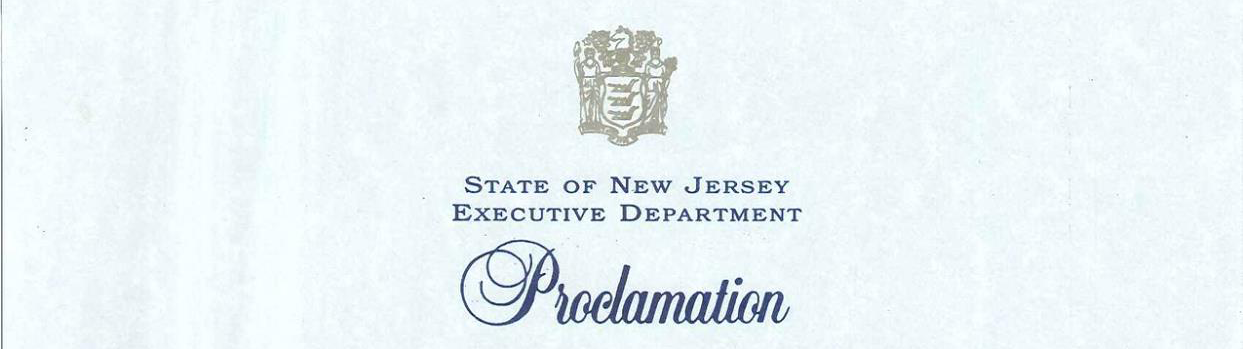State of NJ Proclaims CHD Awareness Week