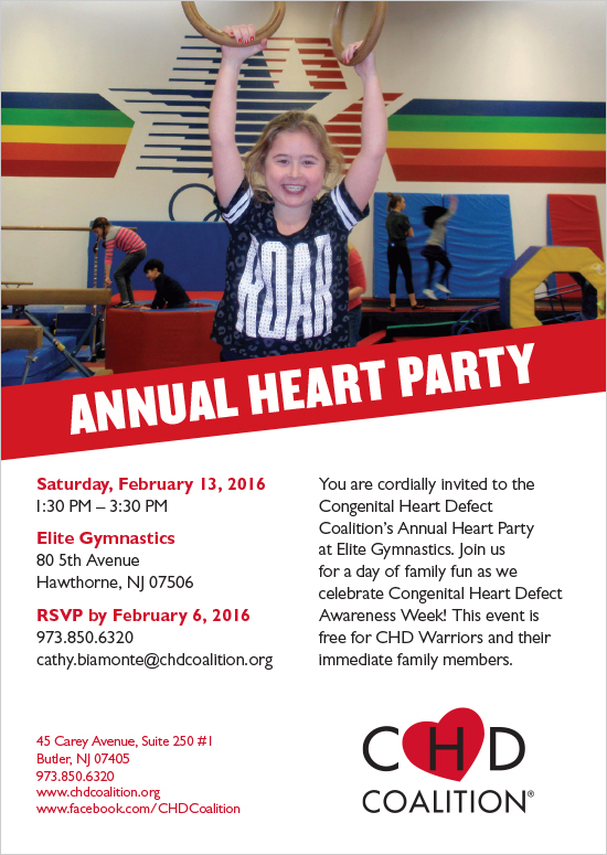 Annual Heart Party