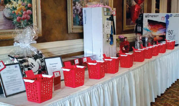 Evening for Hearts Benefit Dinner & Tricky Tray