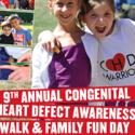 2016 CHD Awareness Walk Registration