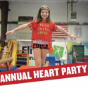 Annual Heart Party at Elite Gymnastics