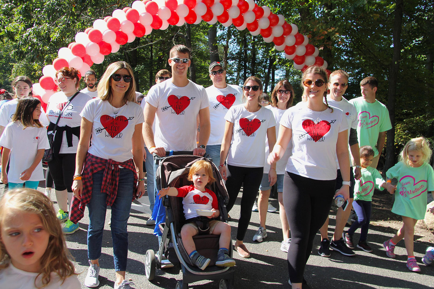 12th Annual CHD Awareness Walk