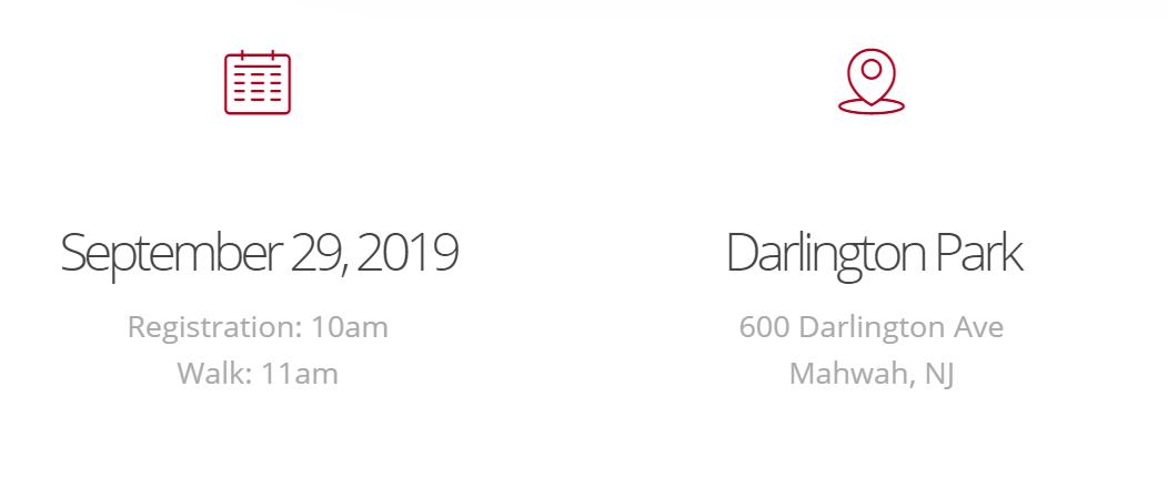 Walk 2019 Details