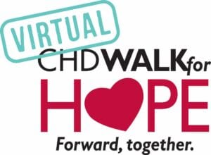Virtual CHD Walk for Hope